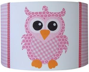 roze babykamer lamp