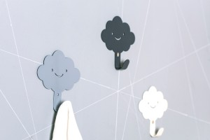 wolken babykamer accessoires - lamp babykamer, Deco ideeën