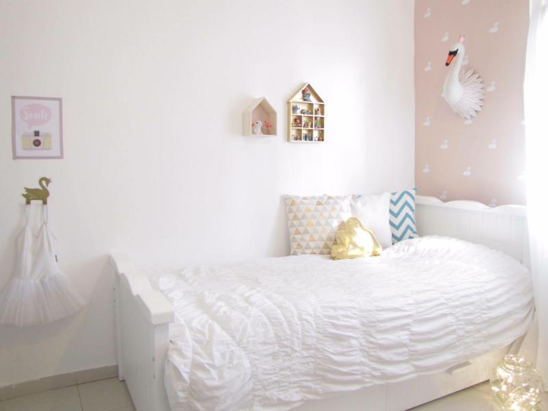 Kinderkamer Lamp Roze : Zwanen kinderkamer lamp babykamer
