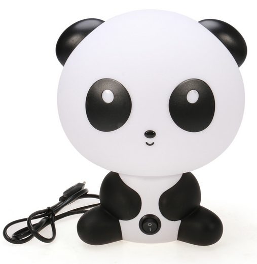 panda lampen