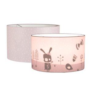 Silhouette lamp Pink Adventure