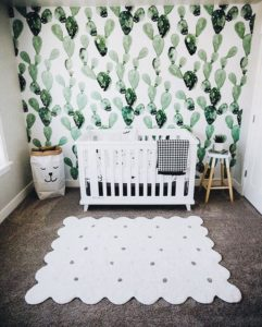 baby kamer urban jungle