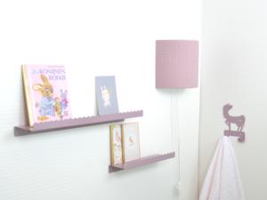 wandlampje babykamer
