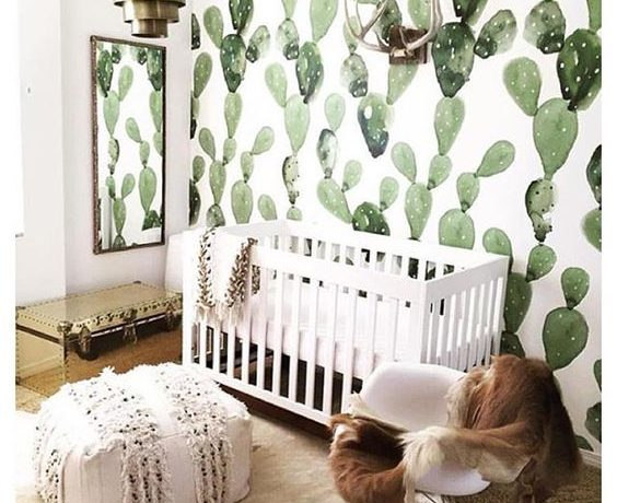 Babykamer Botanic