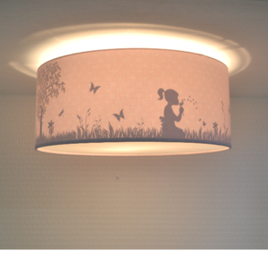 Silhouet plafondlamp Land of Kids