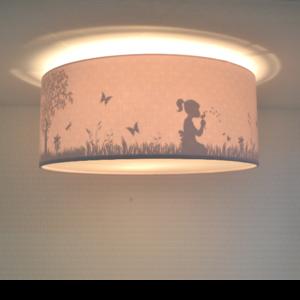 Silhouet plafondlamp Land of Kids