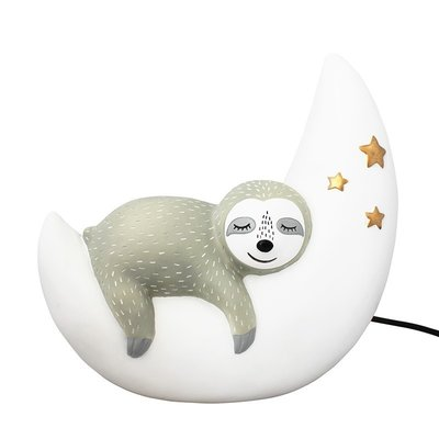 Sleepy Sloth figuurlamp house of disaster