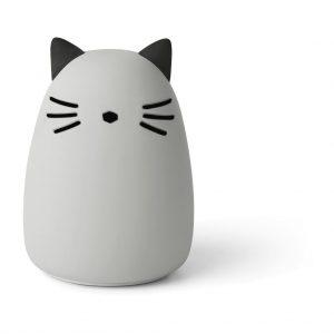 LIEWOOD nachtlampje cat wilson dumbo grey