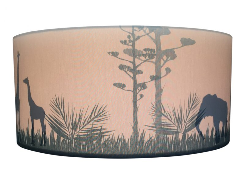 Land of Kids Silhouette Safari Camel