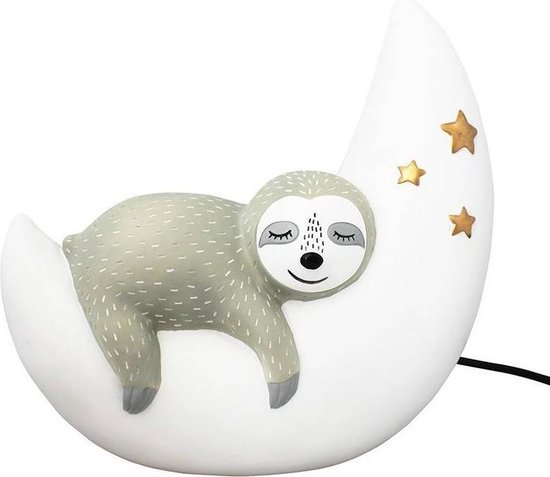house of disaster sloth lamp